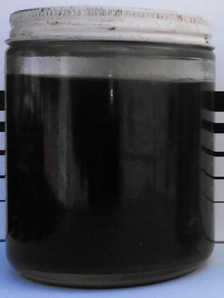 bad fuel sample